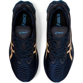 asics Novablast Shoes Women, french blue/champagne